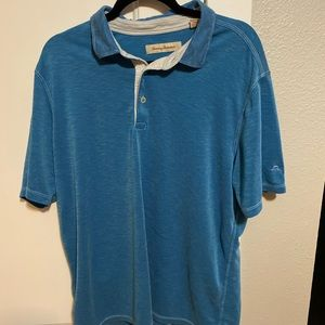 Tommy Bahama Polo Shirt - Size XL